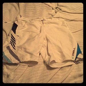 O'NEILL white bathing suit